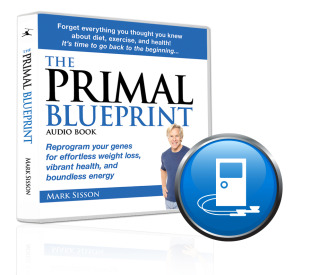 New book the primal blueprint 21 day total body transformation 2 audio recording of the original primal blueprint malvernweather Gallery